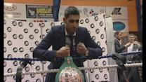 Boxer Amir Khan arrested in Bolton