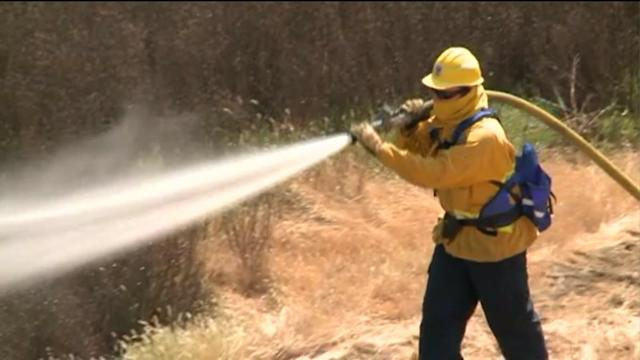 Gusty Winds to Hit SoCal; Red Flag Warning In Effect