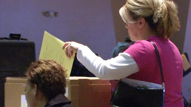 Provisional ballots could pose problem in Ohio