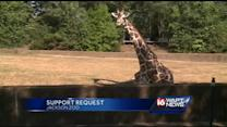 Zoo Asks for Letters of Support