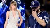 Taylor Swift Curse Has Baseball Fans Freaking Out!