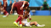 Pepe's red card will cost him match versus USA