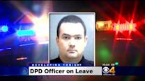 DPD Launches Internal Investigation Involving Officer