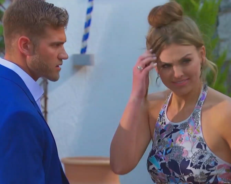 Eliminated Bachelorette Contestant Gets Shut Down After Crashing Rose Ceremony With A Ring