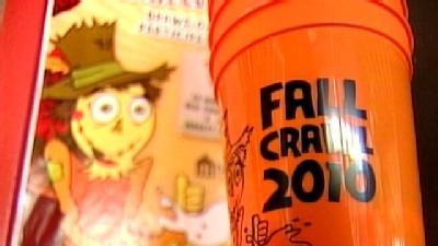 Fort Smith Prepares For Fall Crawl