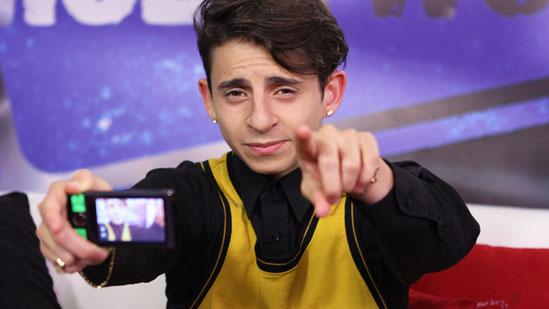 Moises Arias: A Young Dustin Hoffman?