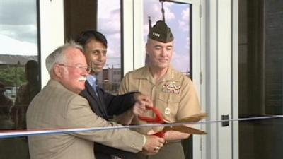 Marine Corps Dedicates New Facilty