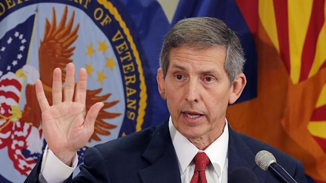 VA Chief: 18 Vets Left Off Waiting List Have Die