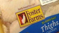 Salmonella-tainted chicken still sold in Bay Area stores