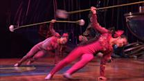 Tony-winning Broadway director makes leap to Cirque du Soleil