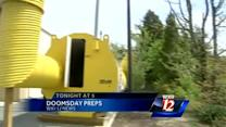 Tonight at 5: Survival tips, doomsday bunkers