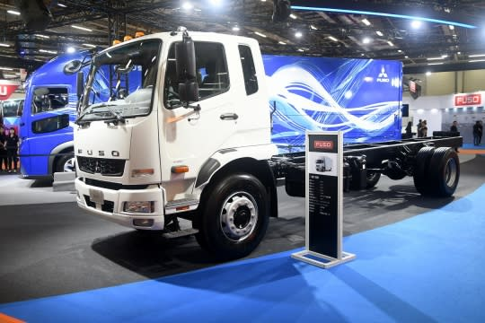 FUSO Fighter。
