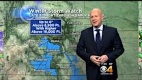 Saturday AM Forecast: Turning Wet & Much Cooler This Weekend