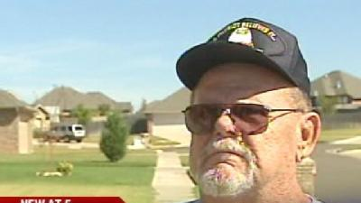 Moore Neighbors React To Deadly Stabbing