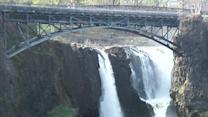 Historic, Industrial Park: Falls of Paterson, NJ