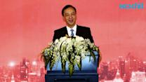 China's Xi Calls for Equal Political Talks With Taiwan