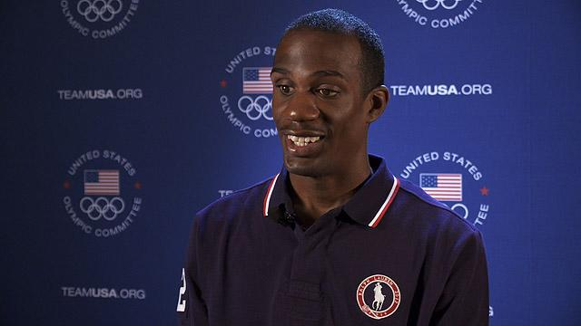 Elexis 'Lex' Gillette, Paralympic Track & Field