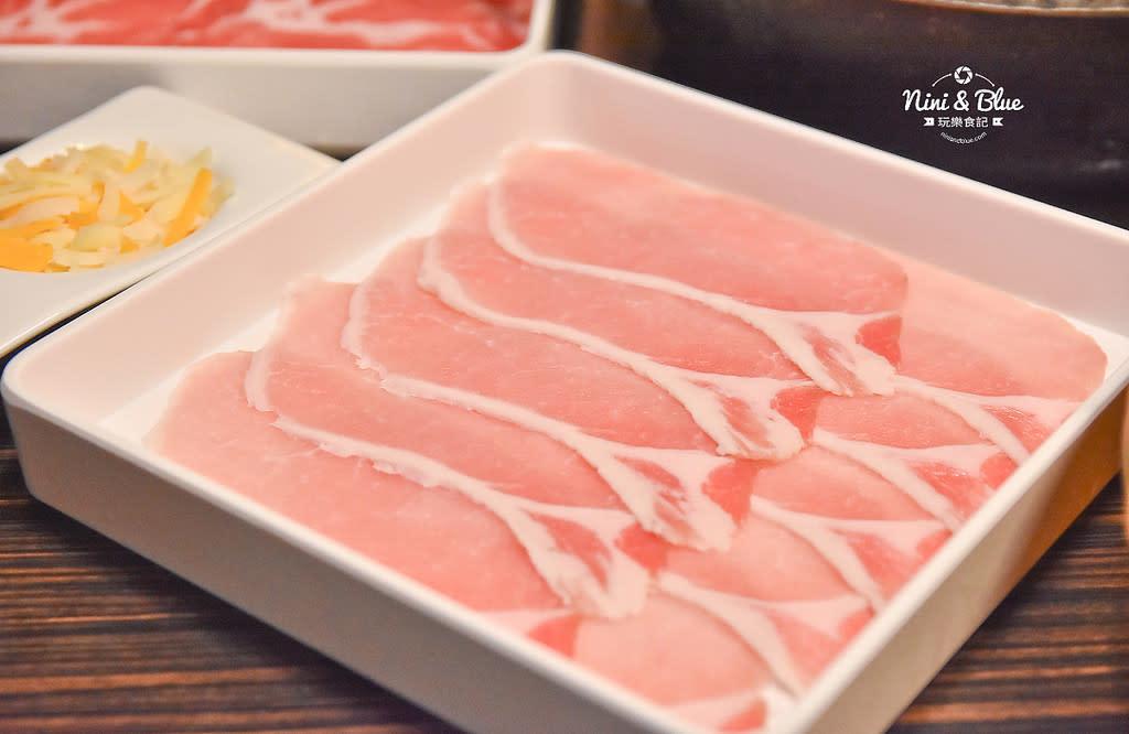 台中壽喜燒 吃到飽 北澤 和牛 公益路28