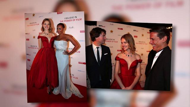 Mel B Joins the Glamorous Celebs at Natalia Vodianova's Charity Bash in Cannes