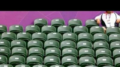 Uproar over empty seats at Olympic events