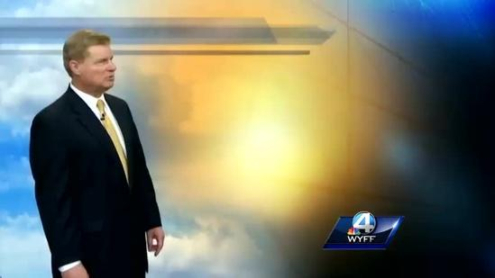 John Cessarich's forecast for May 6, 2013