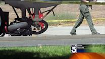 4-year-old Killed While Riding on Back of Motorcycle