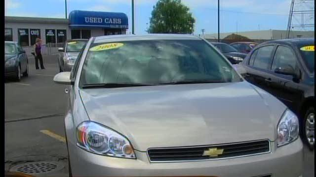 GM hit with Impala lawsuit