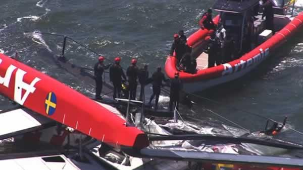 America's Cup teams to meet, discuss fatal accident