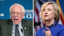 Where Clinton and Sanders stand on top economic issues