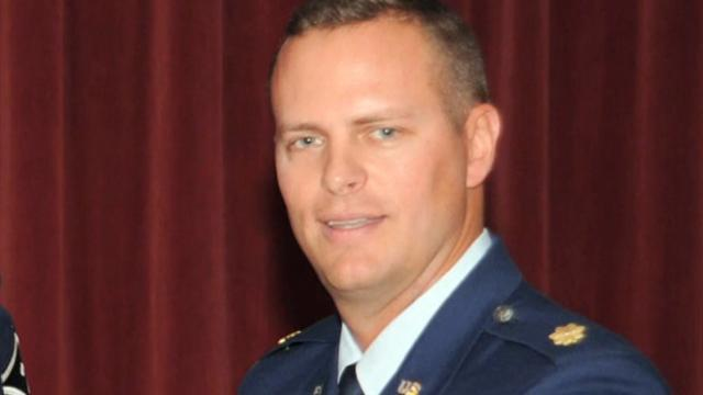 Air Force sex assault prevention officer accused of groping