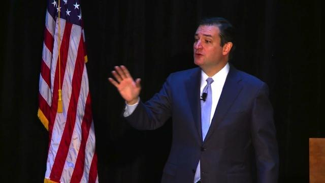 Cruz defends shutdown tactics in Iowa