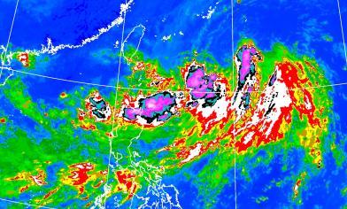 距台灣很近 颱風最快今生成