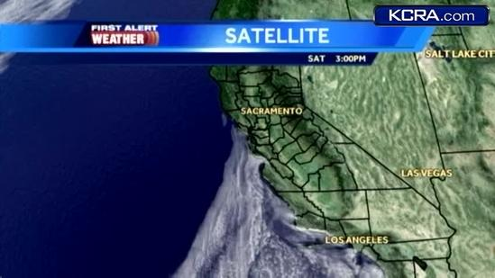 David's weather update: Big swing in temps coming