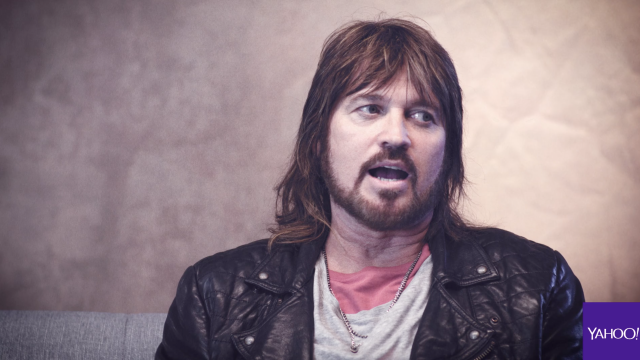 Backspin: Billy Ray Cyrus on 'Trail of Tears'