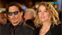 Johnny Depp and Amber Heard Seen Together for the First Time Since Their Wedding, Remain