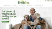 Best in show? FreshPet CEO sees long runway for healthy pet food