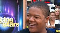 'Dancing With the Stars' Contestant Kyle Massey Joins 'GMA'