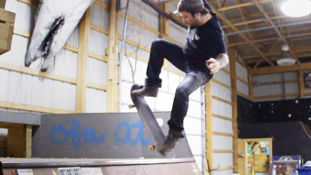 How to Blunt to Fakie | How to Skateboard with Bam Margera