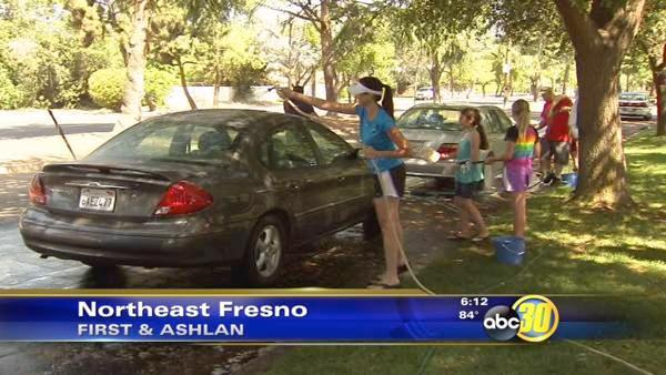 Valley church raises funds for