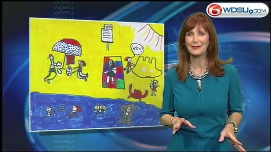 Margaret's Weather Picture for May 17