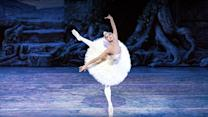 Misty Copeland makes ballet history