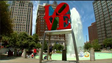 Philadelphia Prepares For A Possible Papal Visit And Democratic National Convention