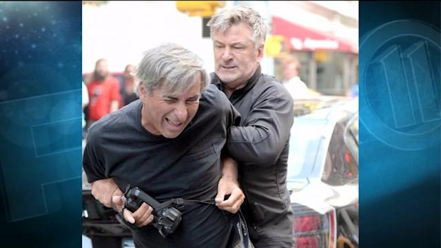 Is Alec Baldwin Going Too Far With the Paparazzi?