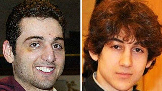Did marathon bombing suspects have formal training?