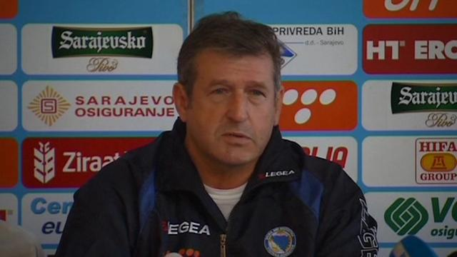 Bosnia and Herzegovina close to realising their World Cup 'dream'