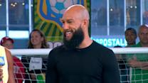 Tim Howard Describes Journey to Become One of the World's Top Goalies