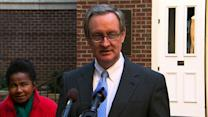 Sen. Mike Crapo speaks after pleading guilty to DUI