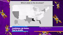 And America`s Drunkest State Is