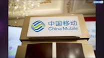 China Mobile's Net Slips 5.9%
