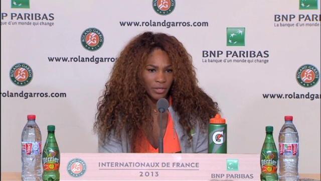 Roland-Garros - S. Williams :